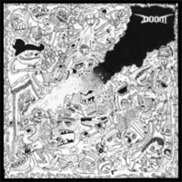 Doom WORLD OF SHIT Vinyl Record