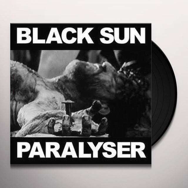 Black Sun PARALYSER Vinyl Record