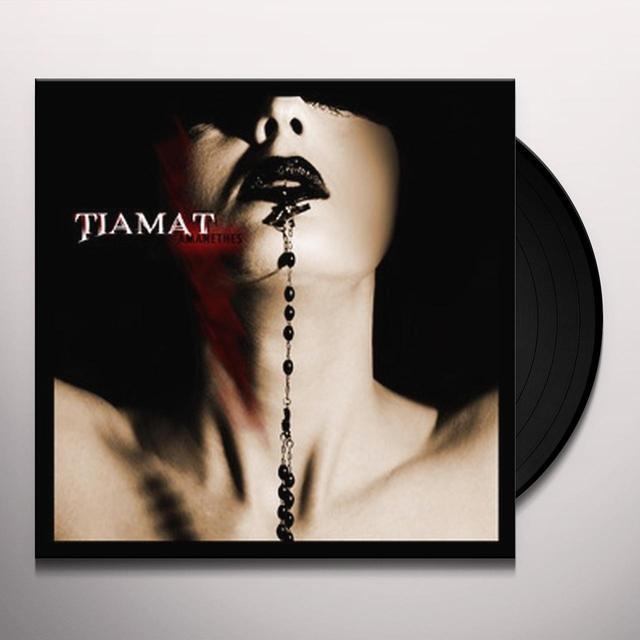 Tiamat AMANETHES Vinyl Record