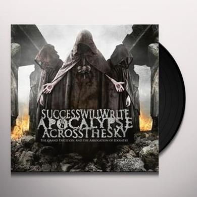 Success Will Write Apocalypse GRAND PARTITION Vinyl Record