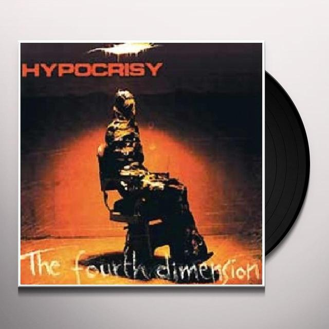 Hypocrisy FOURTH DIMENSION Vinyl Record