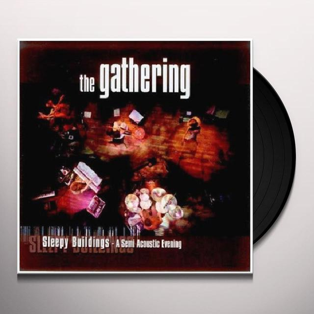 Gathering SLEEPY BUILDINGS Vinyl Record