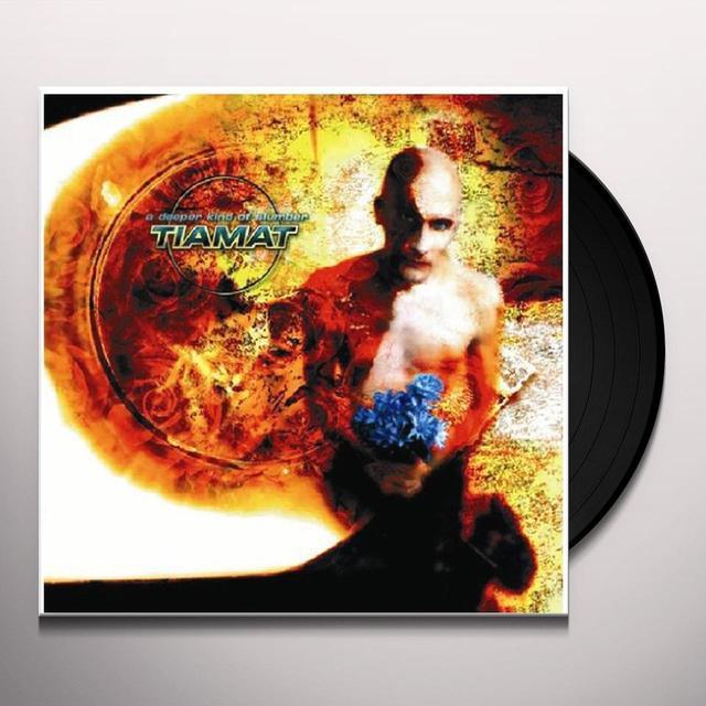 Tiamat DEEPER KIND OF SLUMBER Vinyl Record
