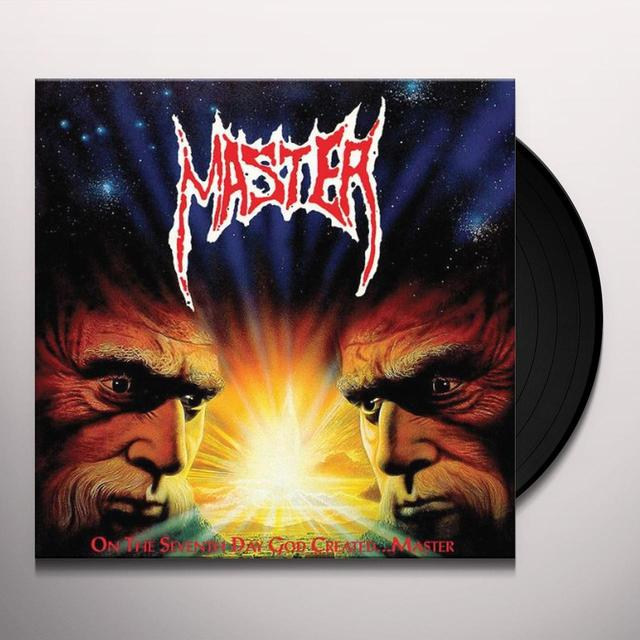 ON THE SEVENTH DAY GOD CREATED MASTER (Vinyl)