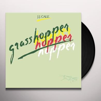 J.J. Cale GRASSHOPPER Vinyl Record
