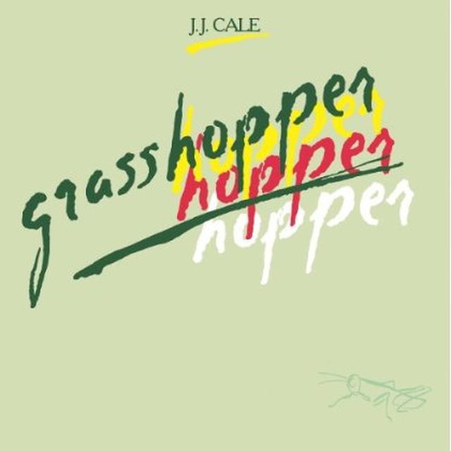 J.J. Cale GRASSHOPPER Vinyl Record - 180 Gram Pressing