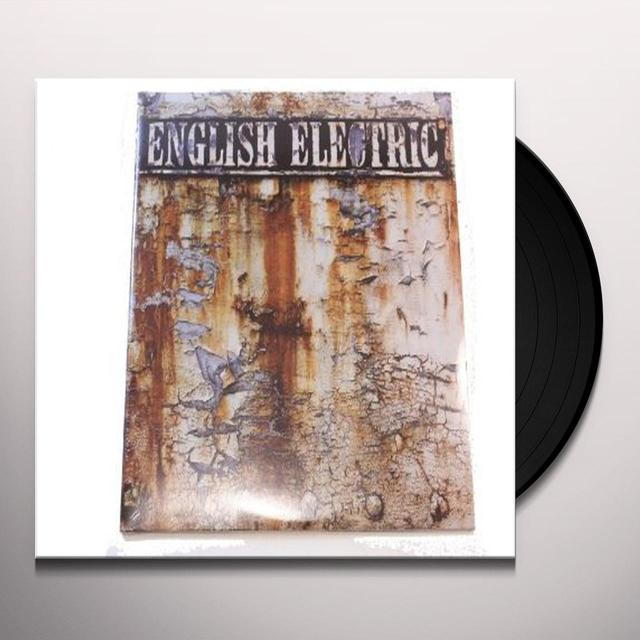 Big Big Train ENGLISH ELECTRIC 1 Vinyl Record