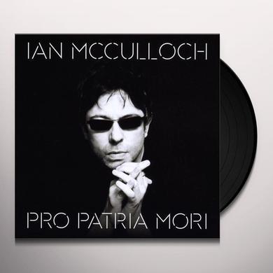 Ian Mcculloch PRO PATRIA MORI Vinyl Record
