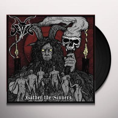 Devil GATHER THE SINNERS Vinyl Record