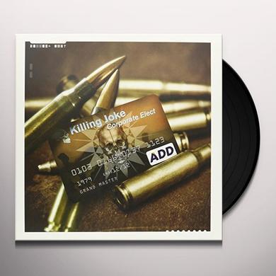 Killing Joke CORPORATE ELECT Vinyl Record