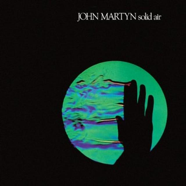 John Martyn SOLID AIR Vinyl Record - UK Import
