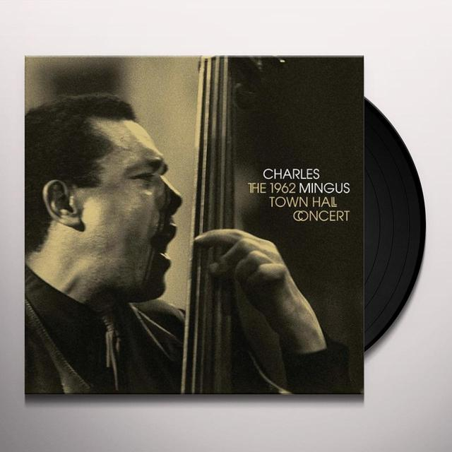 Charles Mingus 1962 TOWN HALL CONCERT Vinyl Record - 180 Gram Pressing