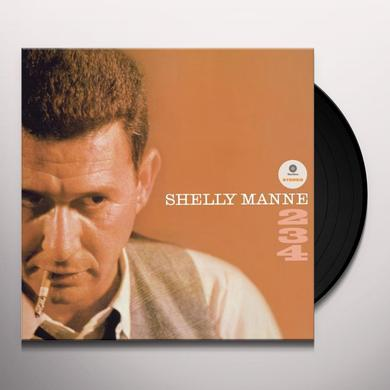 Shelly Manne 2/3/2004 (BONUS TRACK) Vinyl Record - 180 Gram Pressing