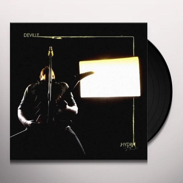 Deville HYDRA Vinyl Record - 180 Gram Pressing