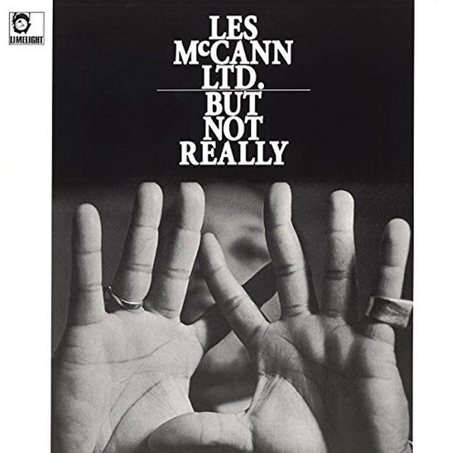 LES MCCANN LTD BUT NOT REALLY Vinyl Record - 180 Gram Pressing