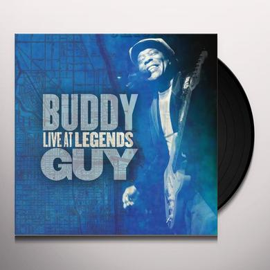 Buddy Guy LIVE AT LEGENDS Vinyl Record