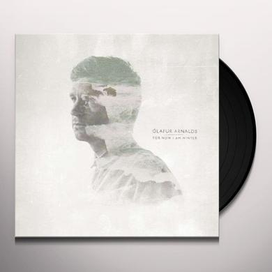Ólafur Arnalds FOR NOW I AM WINTER Vinyl Record