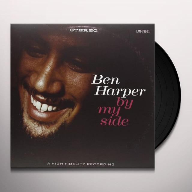 Ben Harper BY MY SIDE Vinyl Record