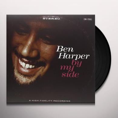 Ben Harper BY MY SIDE Vinyl Record