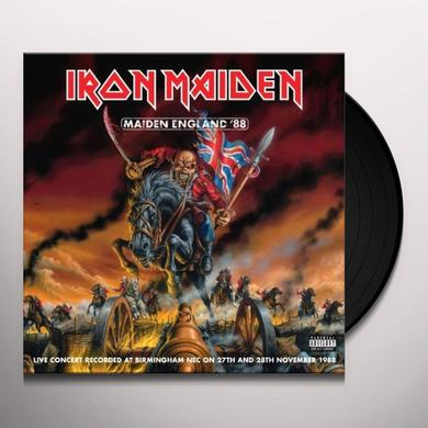 Iron Maiden MAIDEN ENGLAND Vinyl Record - Picture Disc