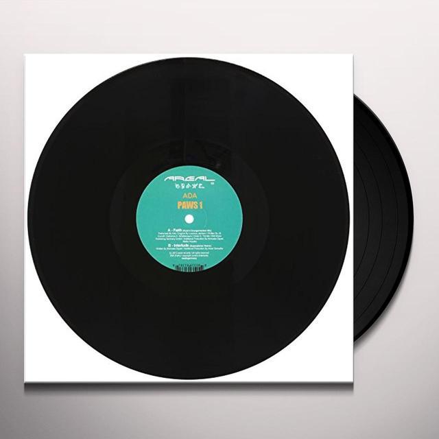 Ada PAWS 1 Vinyl Record