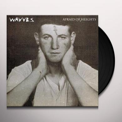Wavves AFRAID OF HEIGHTS Vinyl Record