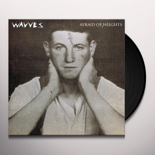 Wavves AFRAID OF HEIGHTS (BONUS CD) Vinyl Record