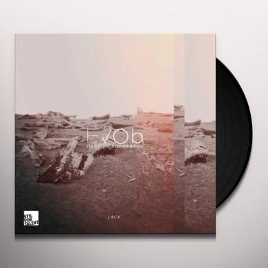 Hvob JACK Vinyl Record