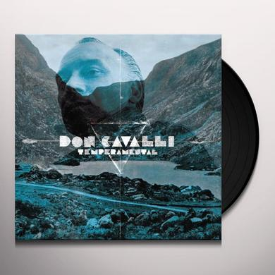 Don Cavalli TEMPERAMENTAL Vinyl Record