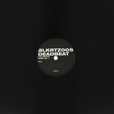 Deadbeat INFINITY DUBS 1 Vinyl Record