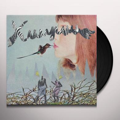 Kuupuu SISAR Vinyl Record