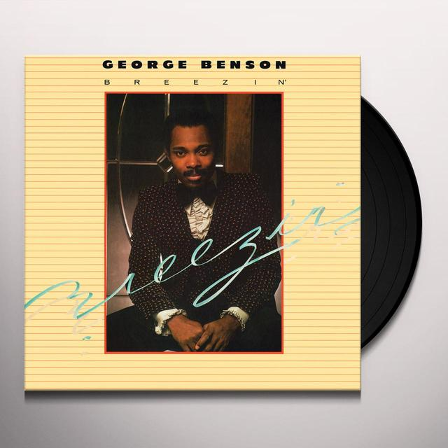 George Benson BREEZIN Vinyl Record - Limited Edition, 180 Gram Pressing