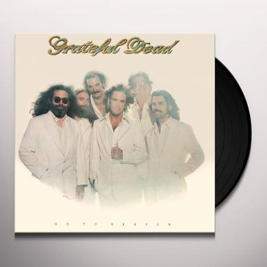 Grateful Dead GO TO HEAVEN Vinyl Record