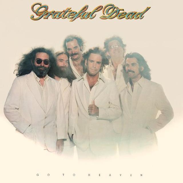 Grateful Dead GO TO HEAVEN Vinyl Record - Limited Edition, 180 Gram Pressing