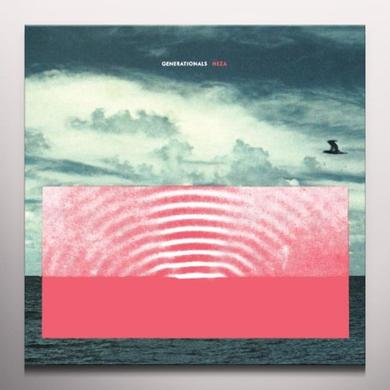 Generationals HEZA Vinyl Record - Clear Vinyl, Digital Download Included