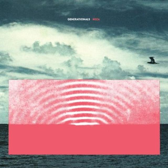 Generationals HEZA Vinyl Record - Clear Vinyl, Digital Download Included