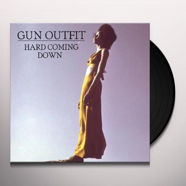 Gun Outfit HARD COMING DOWN Vinyl Record
