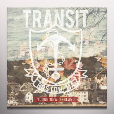 Transit YOUNG NEW ENGLAND (BONUS CD) Vinyl Record - Colored Vinyl