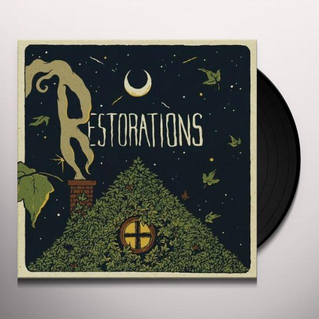 Restorations LP2 Vinyl Record