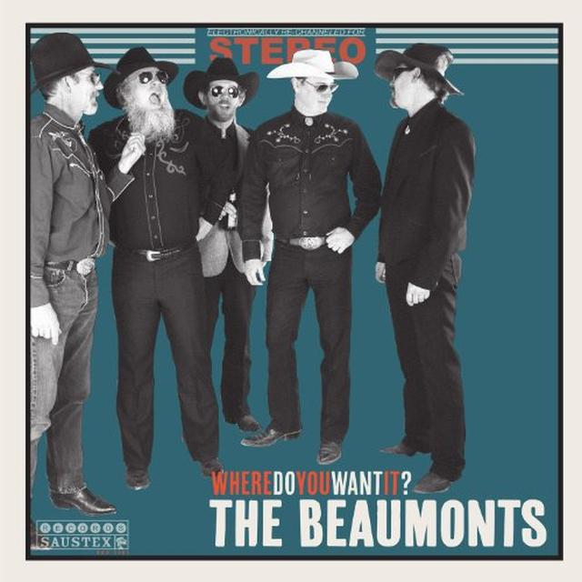 Beaumonts WHERE DO YOU WANT IT Vinyl Record