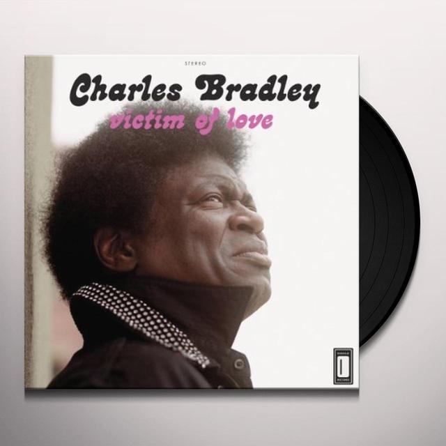 Charles Bradley VICTIM OF LOVE Vinyl Record