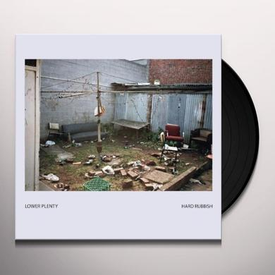 Lower Plenty HARD RUBBISH Vinyl Record