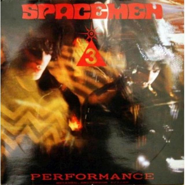 Spacemen 3 PERFORMANCE Vinyl Record - Colored Vinyl, 180 Gram Pressing