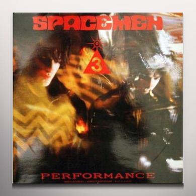 Spacemen 3 PERFORMANCE Vinyl Record - Colored Vinyl, 180 Gram Pressing
