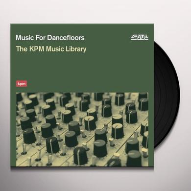 MUSIC FOR DANCEFLOORS THE KPM MUSIC LIBRARY / VAR (Vinyl)