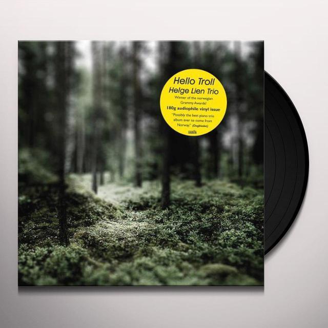 Helge Lien HELLO TROLL Vinyl Record
