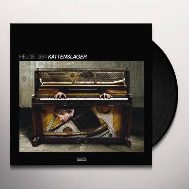 Helge Lien KATTENSLAGER Vinyl Record