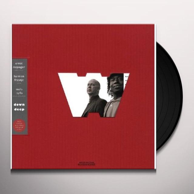 Ernst Reijseger / Harmen Fraanje / Mola Sylla DOWN DEEP Vinyl Record