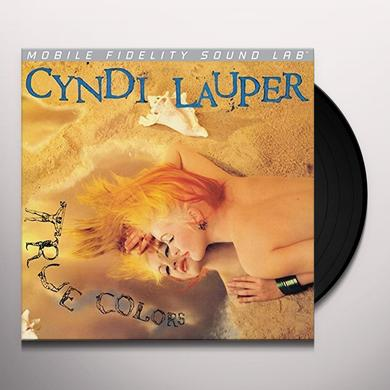 Cyndi Lauper TRUE COLORS Vinyl Record