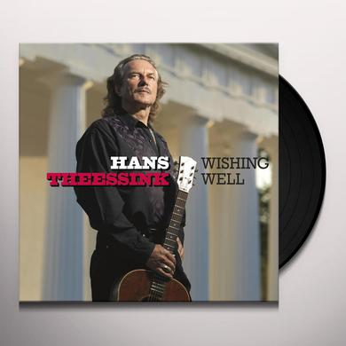 Hans Theessink WISHING WELL Vinyl Record